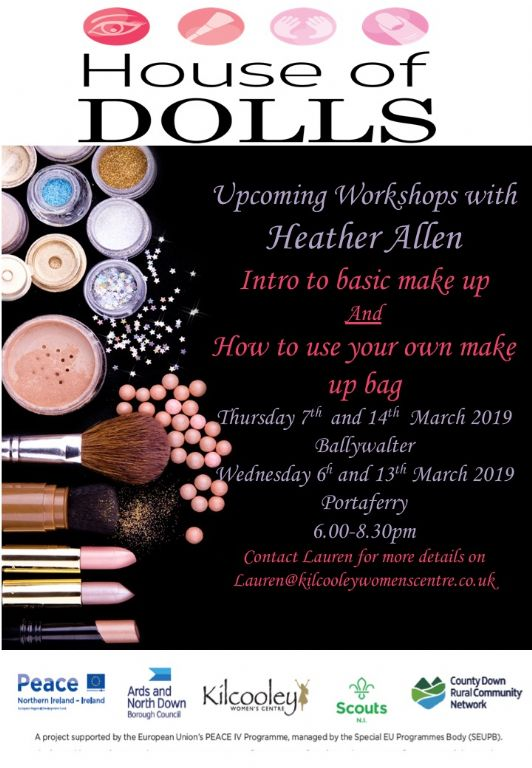 Make up with Heather Allen